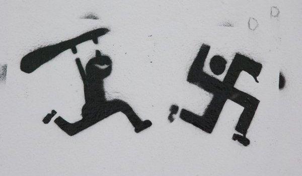 caza nazis